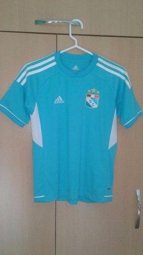 Camiseta Sporting Cristal Celeste  adidas Talla 2xs