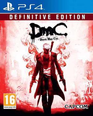 Dmc Devil May Cry: Definitive Edition - Juego Ps4 Digital