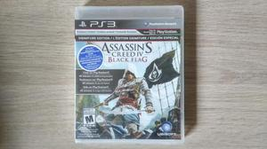 Juego Assassins Creed Iv Sellado Ps3