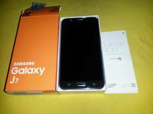 Samsung J7 4G LTE Caja y Accesorios Imei Original!! Libre