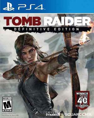 Tomb Raider: Definitive Edition - Juego Ps4 Digital