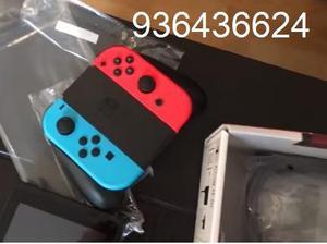 vendo mi nintendo switch nuevo. recien comprado. con juego