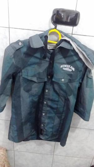Camisa Sport Rextone War TallaS modelo slim
