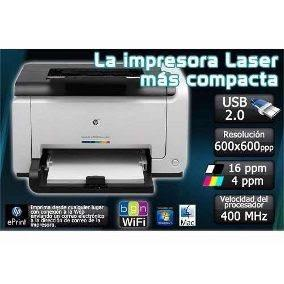 Impresora Laser a Colores