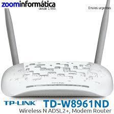 Modem Router Repetidor Internet Wifi Tplink de Alta