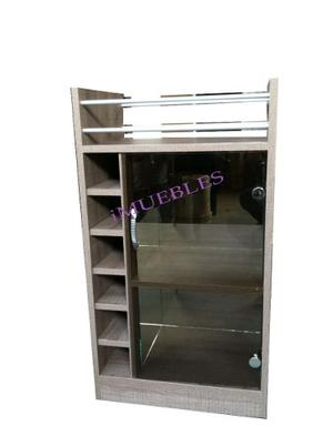 Mueble mesa barra en melamina posot class - Mueble barra bar ...