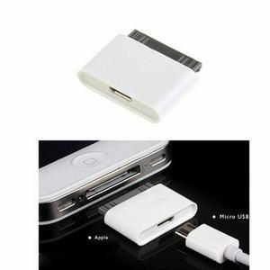 Adaptador USB para iPhone 4 iPad