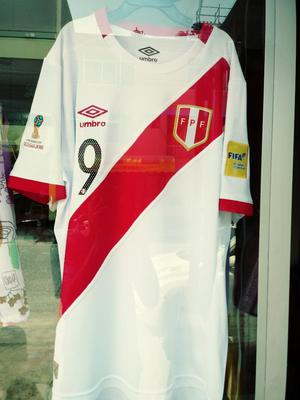 Camiseta Seleccion Peruana. Umbro Perú