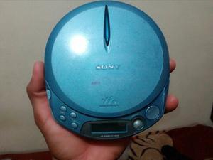 Discman Sony Wallkman Mp3