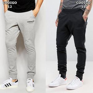 Jogger Pantalon Buzo Adidas Originals Skinny Nuevo con