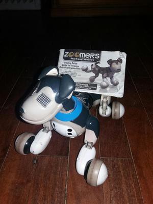 Perro Robot zoomer's