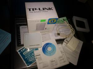 Router Inalámbrico Portátil Tp Link