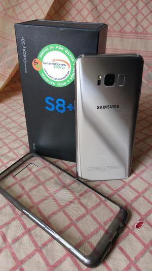 Samsung Galaxy S8 Plus Gold Duos en Caja