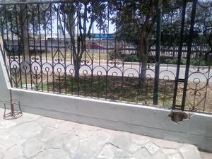 VENDO REJA DE SEGURIDAD