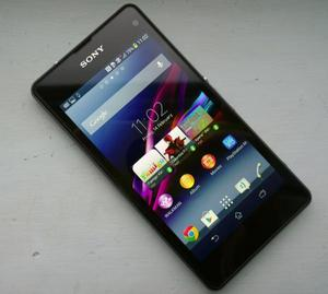 Vendo Sony Xperia Z1 camara de 20.7 megapixels pantalla HD