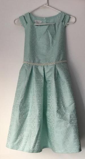 Vestido de Fiesta Bonnie Jean Talla 18.5 Niñas