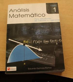 oferta: Análisis Matemático Eduardo Espinoza Ramos Copia