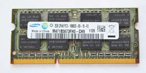 Memoria Samsung Sodimm Ddr3 2gb Pcmhz Cl9