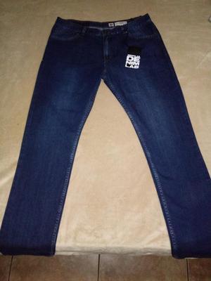Pantalon Jeans Denimlab Slim Nuevo T 36