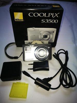 Camara de 20.1mp Nikon