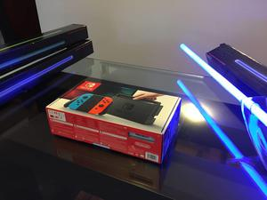 Nuevo Sellado Nintendo Switch mandos rojo y azul