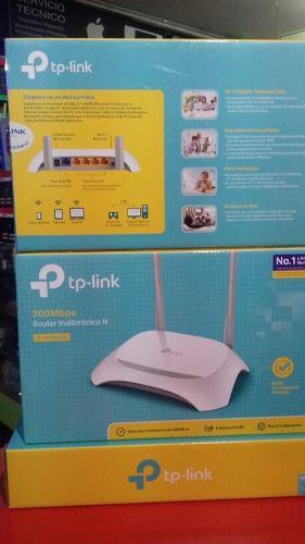 Router De 2 Antenas Tp Link