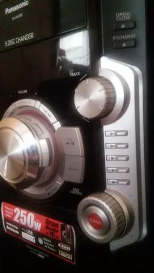 Vendo O Cambio Eq de Sonido Panasonic