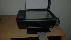 Impresora Multifunciona con sistema continuo