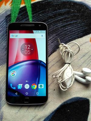 Motorola Moto G4 Plus Libre Operador 4GLTE 32GB, Huella