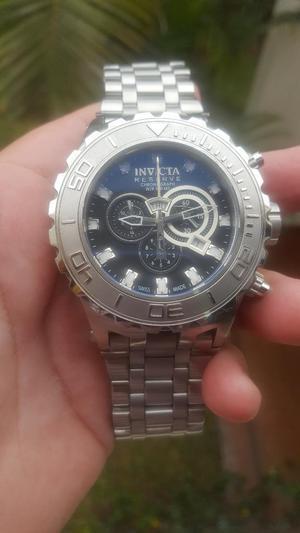 Reloj Invicta Reserve 52 Mm Suizo Origin