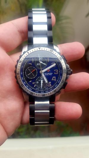 Reloj Victorinox Alpnach Automatico Nuev