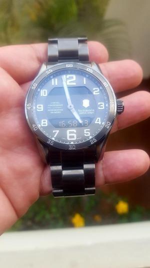 Reloj Victorinox Chrono Xls Dual 45 Mm