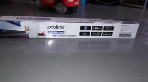 Sound Bar Prolink Nuevo en Caja