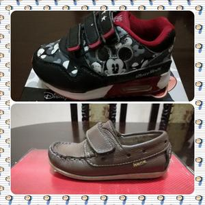 Dos Pares de Zapatos a Un Solo Precio