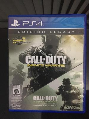 Juego de Ps4 Call Of Duty
