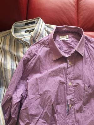 Lote 2 Camisas Cacharel, Ritzy Of Italy
