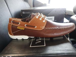 Zapatos de Cuero Guante, Viale,