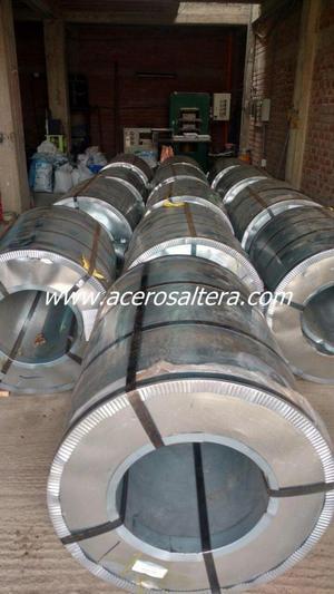 Bobinas de Aluzinc Bobinas Pintadas Aluminio Zinc