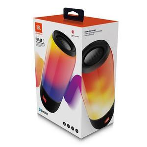 Parlante Jbl Pulse 3 Bluetooth Ipx7 Luces Y Sonido 360º