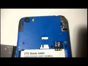VENDO MOVIL ZTE BLADE A460