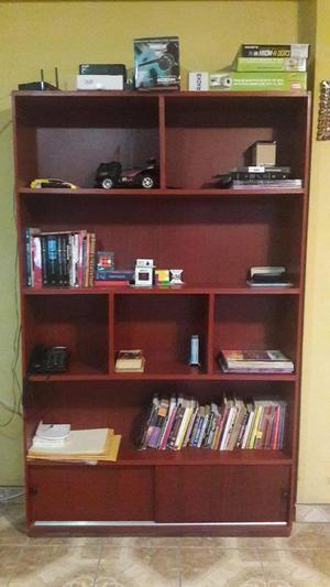 Estante de madera para libros posot class - Estantes para libros ...