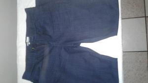 Dos Pantalones Jean y un pantalon drill talla 34 remato a