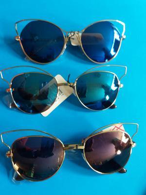 Lentes de Sol Cat Eye Gato Uv400 Vintag