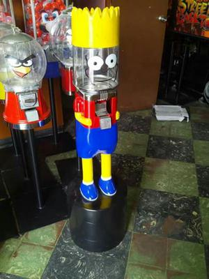 Maquina Chiclera Bar Simson
