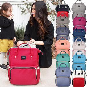 Pañalera bolso mochila maternidad moda impermeable Land