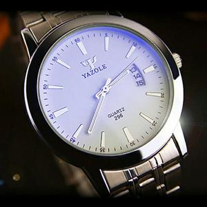 Reloj Yazole Metal