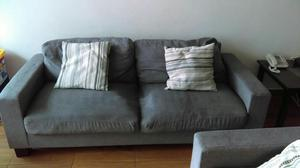 Remato Muebles Sofas de 3 Y 2 Cuerpos