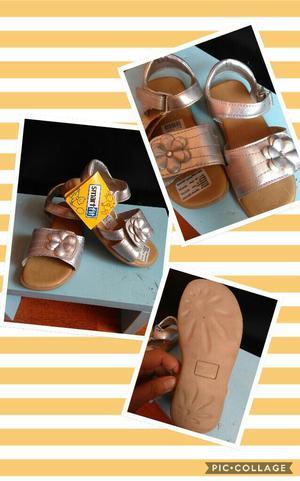 Sandalias para Niña Talla 24