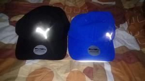 Se Vende 2 Gorras Marca Puma Nuevas Llam