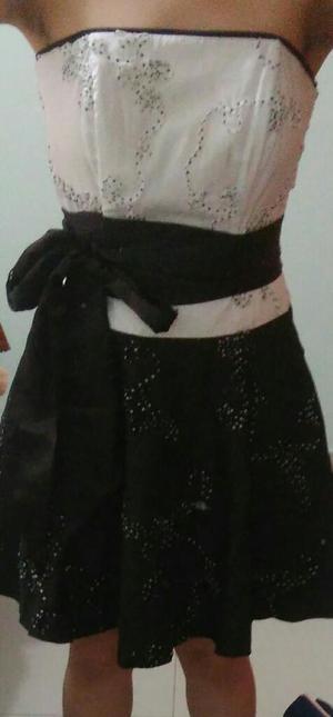 Vestido Fiesta Juvenil Corto Posot Class